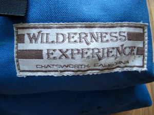 Vintage Wilderness Experience Daypack
