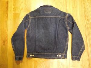 Levi's Type II Big E 507xx Jacket
