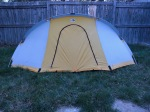 The North Face Vintage OI-22 Brown Label Tent - Backpacking 3 season
