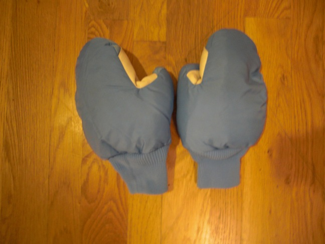 Gerry Down Gloves - Mittens