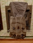 Vintage Swiss Army Rucksack Backpack
