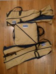 Vintage Frostline Ski and Boot Bag