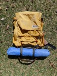 Alpine Designs External Frame Pack