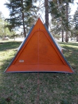 "Alpine Designs ""A"" Frame Backpacking Tent"