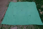 Vintage EMS Easter Mountain Sports Ripstop Nylon Tarp shelter tent