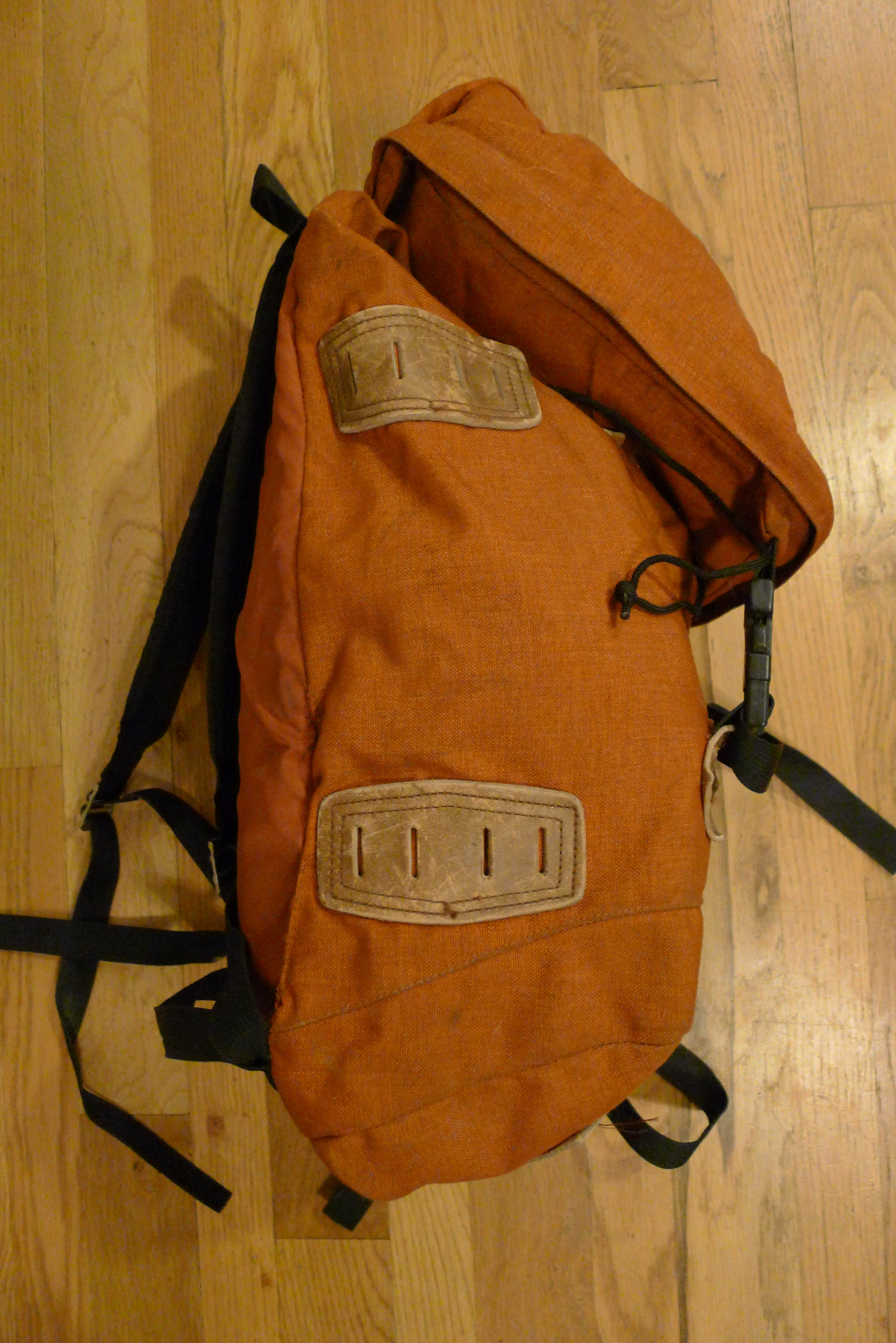 Kelty Soft Pack Day Pack Backpack Sun Valley Ca