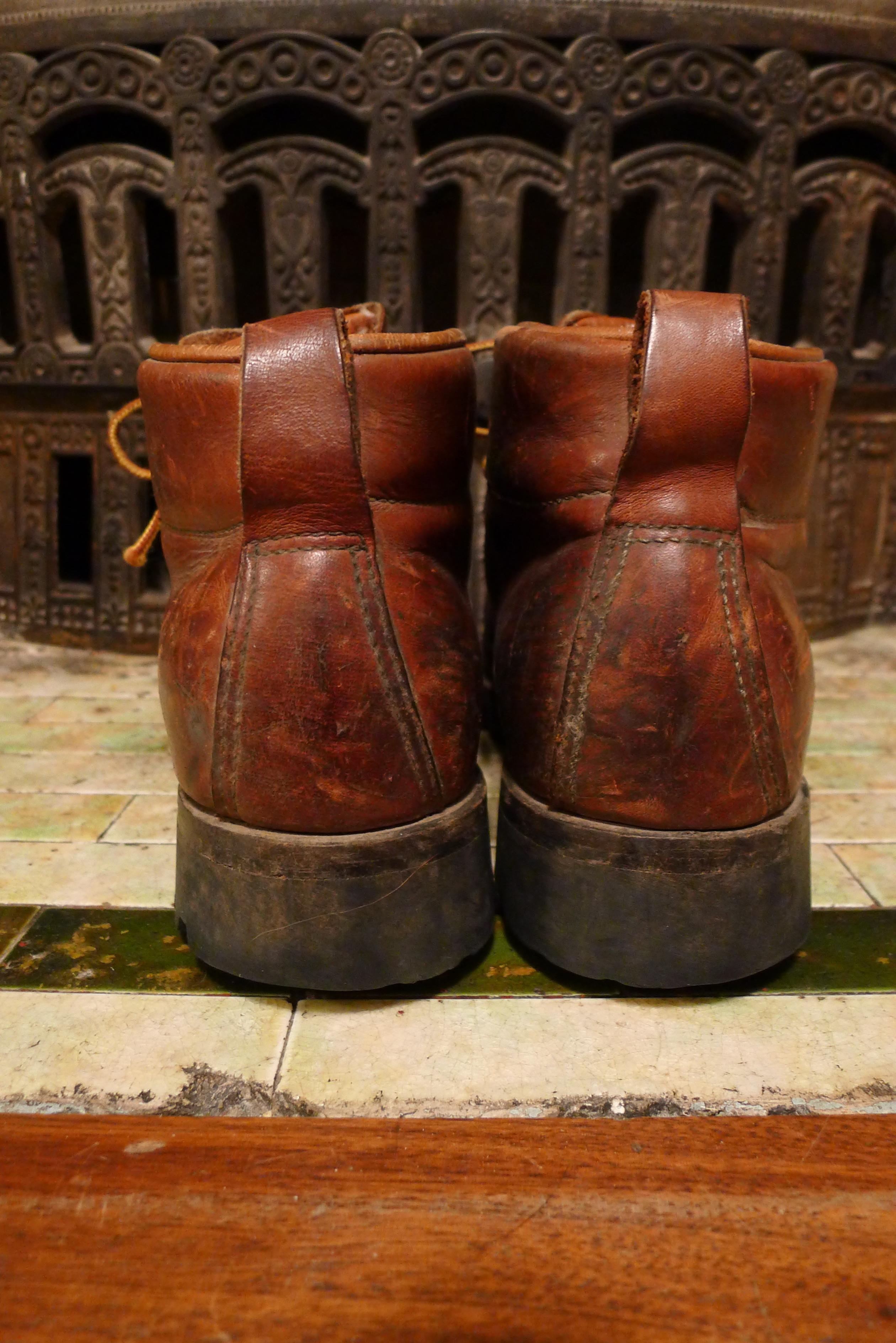 Danner 6490 Hiking Boots Basecamp Vintage