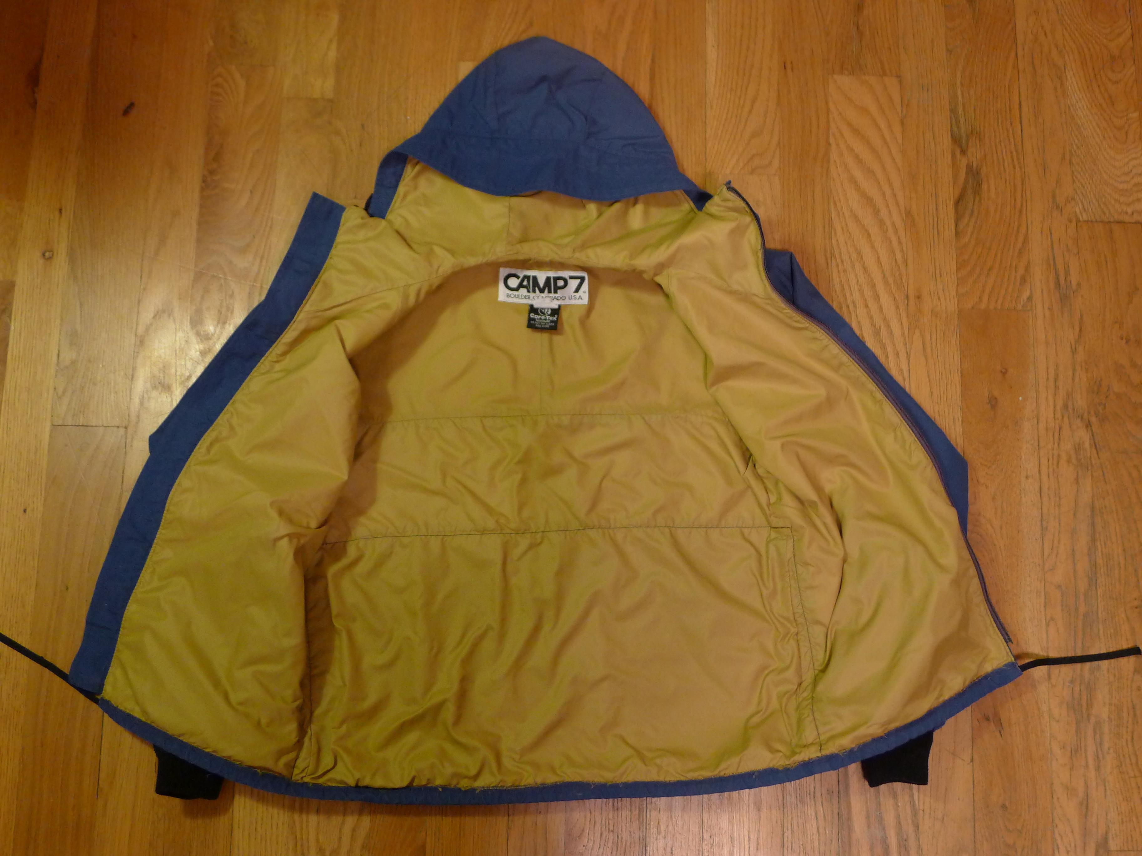 Viintage Camp 7 Puffy Coat DbcSe
