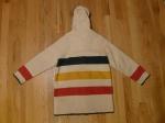 Woolrich Trade Point Wool Jacket - Striped Hudson Bay Blanket