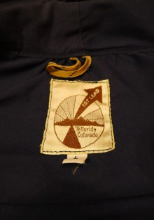 Vintage 1st Lead Telluride Colorado Parka -Rare Colorado Outdoors Brand