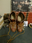 Danner 30520 Leather Mountain Light Vintage Boots