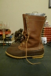Tall L.L. Bean Insulated Main Hunting Shoe