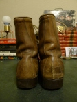 Vintage Herter's Hudson Bay Leather Hunting Work Boots