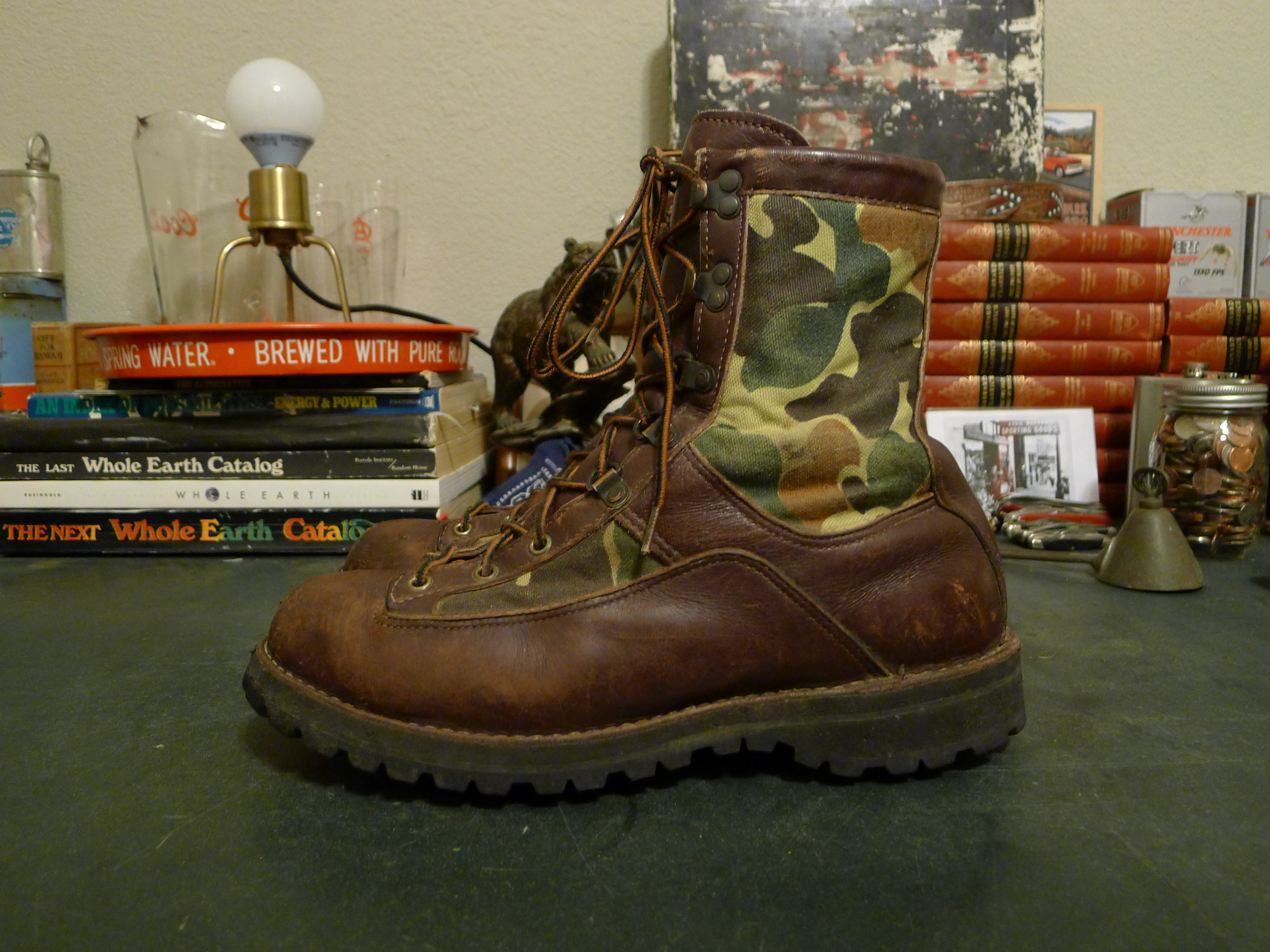 Danner Light Insulated Gore-Tex 60630 Boot | Basecamp Vintage Archives