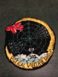 Korean War era 502nd Tactical Control Group Patch