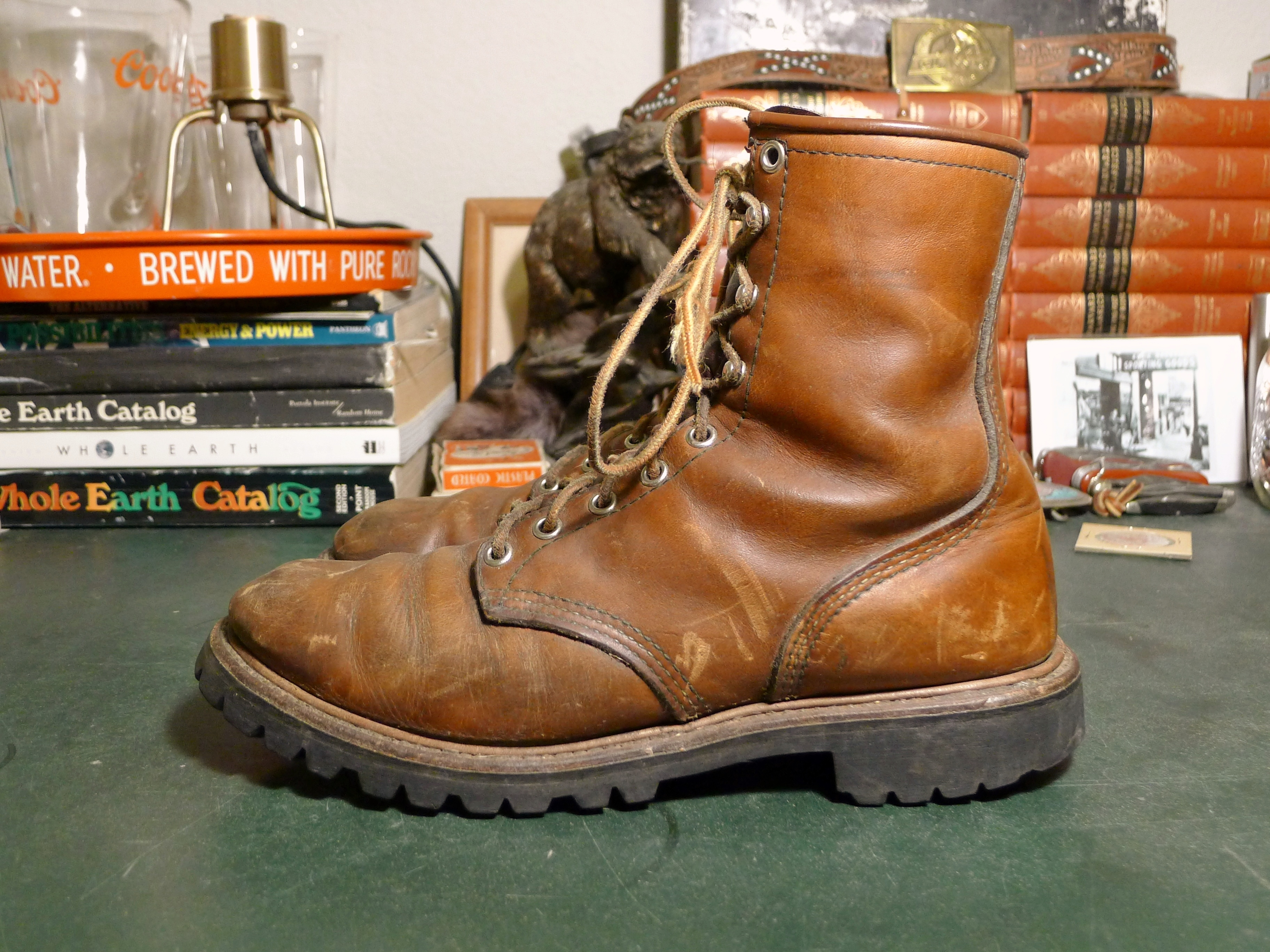 Red Wing Irish Setter Sport Boots – Late 1960s | Basecamp Vintage