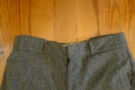 Vintage Holubar Wool Blend Knickers -Boulder Colorado USA Backpacking