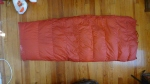 Vintage ALP by Alpine Designs Heavy Down Sleeping Bag.