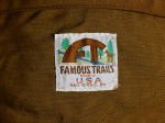 Vintage Famous Trails Pack
