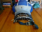 Vintage Gerry External Frame Backpack - Early Leather Bottom - Boulder, Co - Med