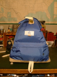 Gerry leather Bottom Day Pack