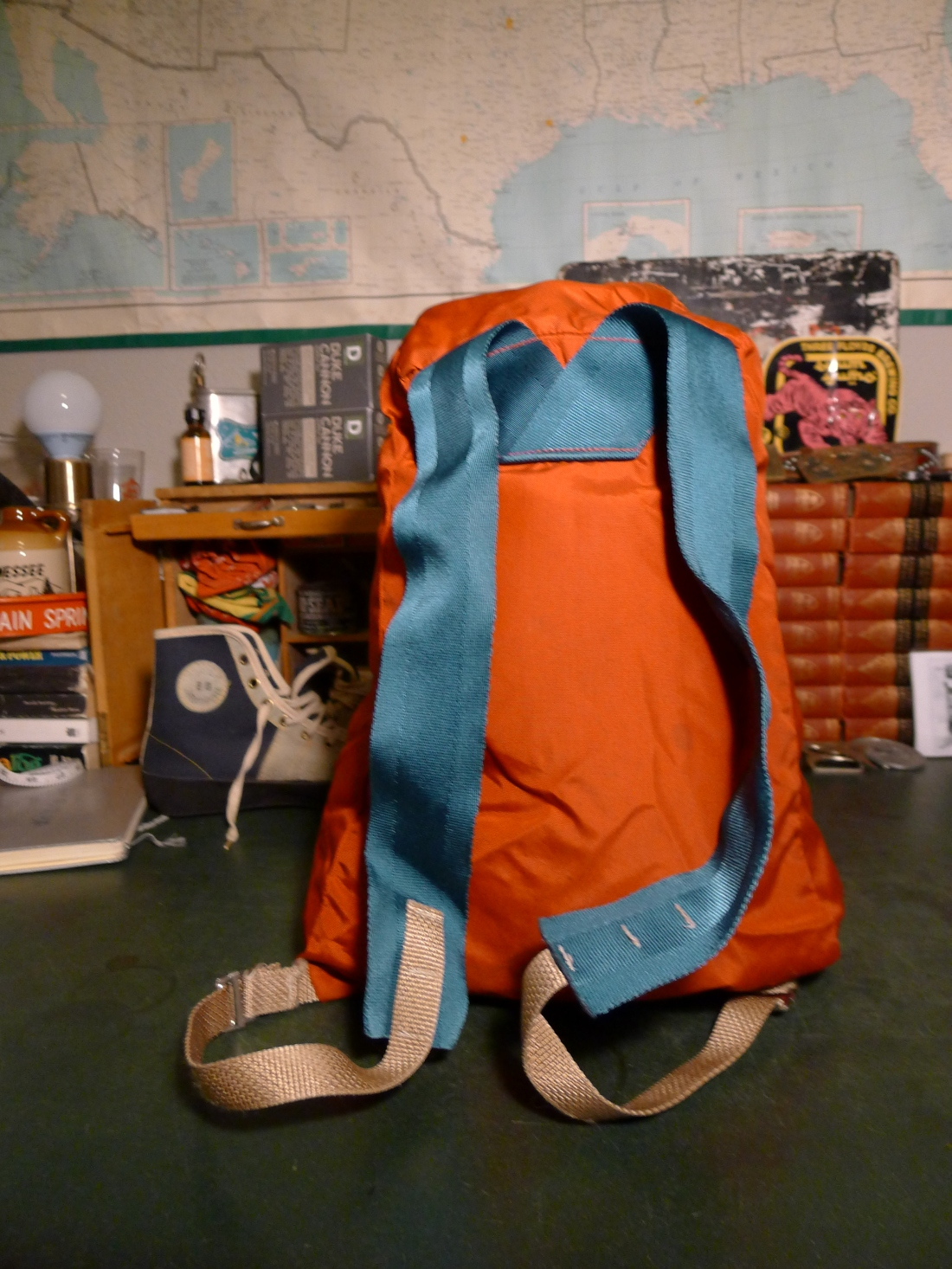 Small Vintage Gerry Day Pack