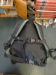 Vintage Gregory Day Pack Backpack brown label