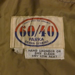 Early-mid 70s Sierra Designs 60/40 Mountain Parka