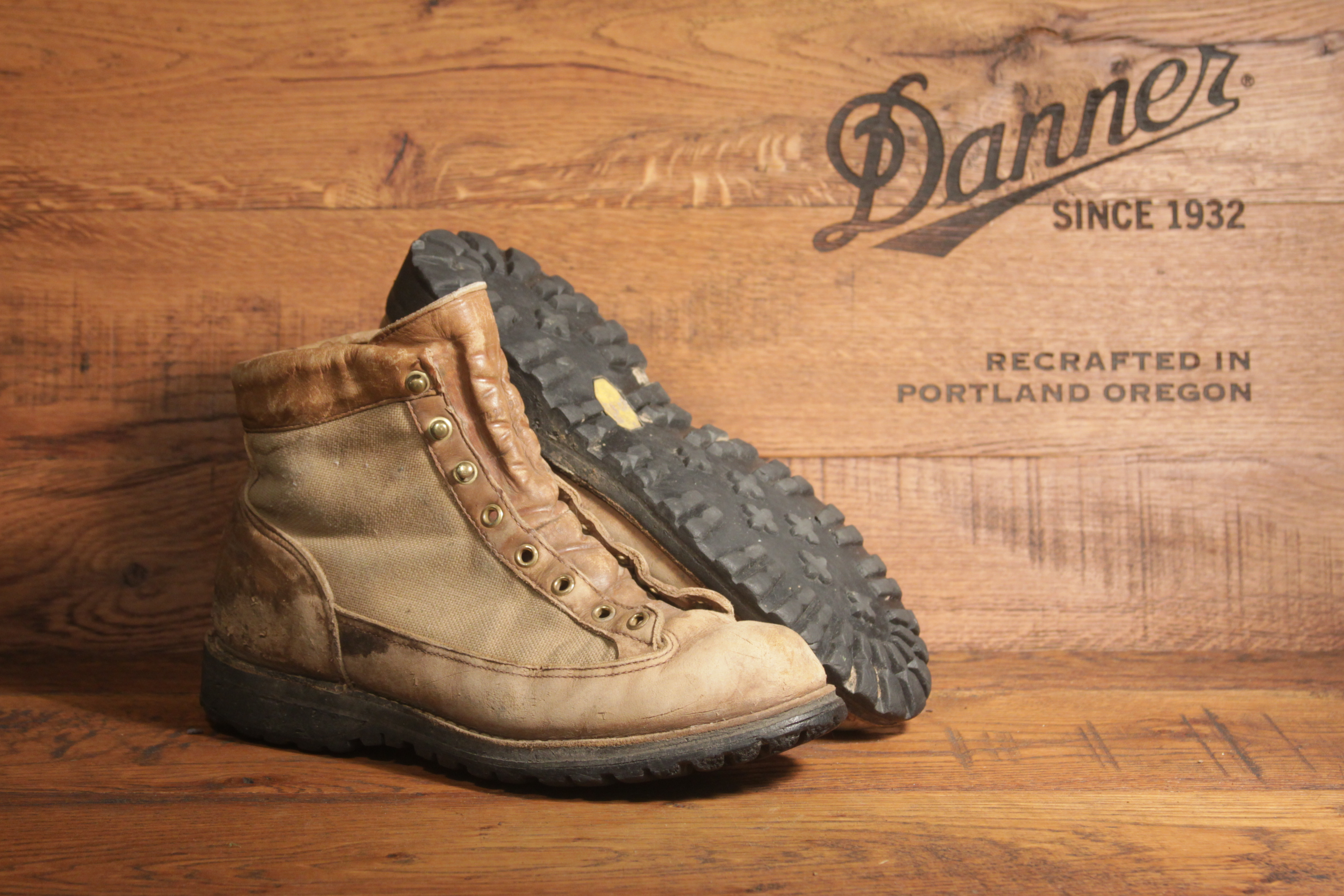 Danner Light Boots Tsaa Heel