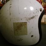 Vintag Beck Arnley 3/4 Motorcycle Helmet