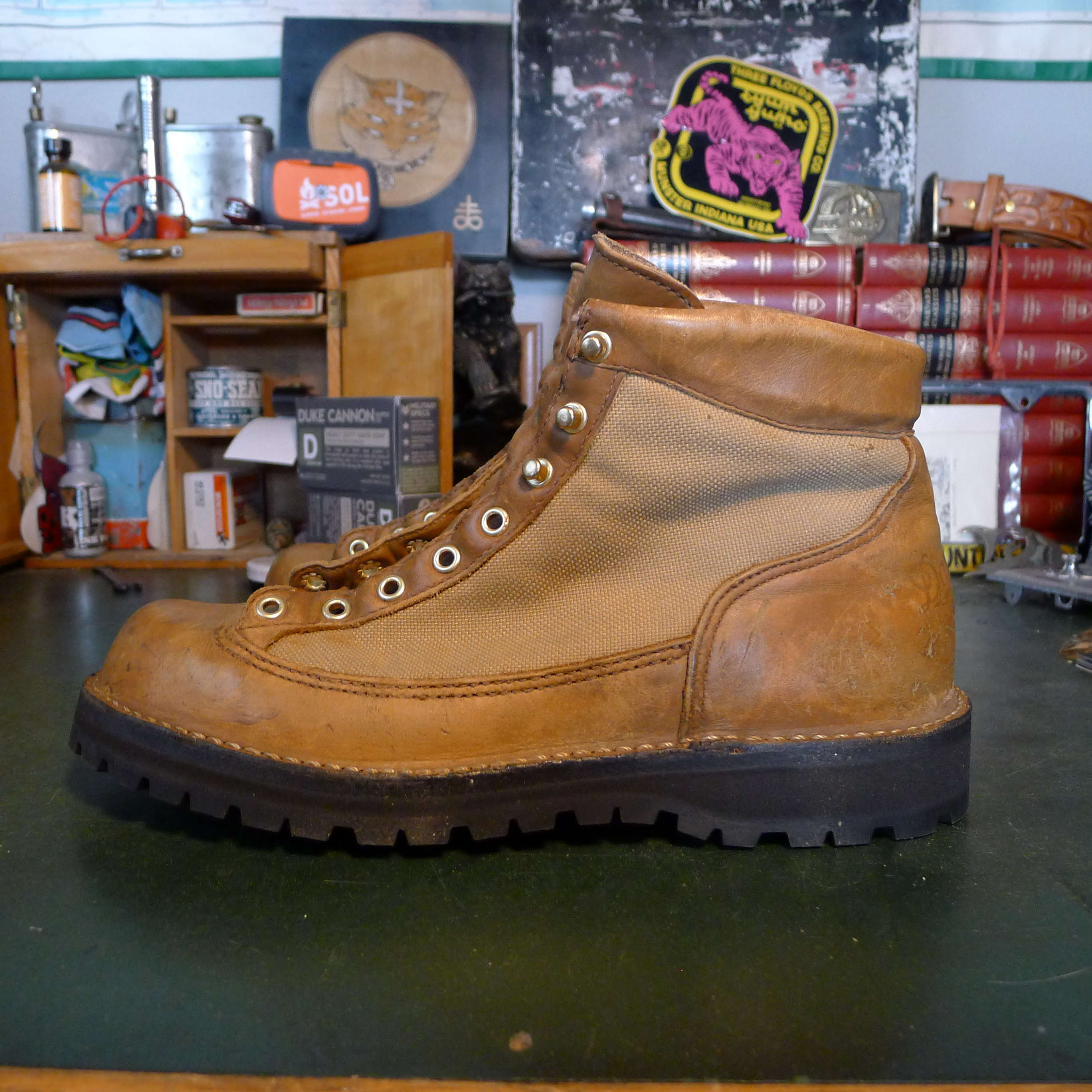 874aaf0db2f49 Danner Boot Recrafting – Basecamp Vintage   Archives