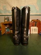 Vintage Belstaff Tourmaster Enduro Motorcycle Boots