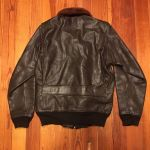 Vintage 1950s Monarch USN G1 Flight Jacket