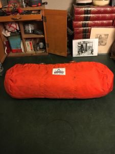 intage Holubar Orange Waist Pack Boulder CO