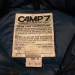 Vintage Camp 7 Down Coat