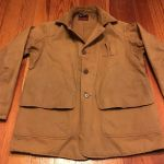 Details about Vintage 1950s Western Field Montgomery Ward Upland BIRD Hunting Jacket Men's Med