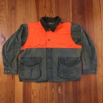 Filson Shelter Cloth Upland Bird Hunting Jacket Model 422B