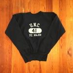 Vintage 60s/70s Sweatshirt CHAMPION REVERSE WEAVE NOS Deadstock
