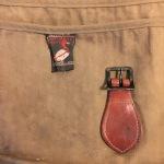vintage Red head Brand Hunting bag