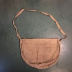 vintage Red head Brand Hunting bag