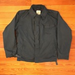 US NAVY MILITARY COLD WEATHER FLAME RESISTANT CLASS 1 DECK JACKET