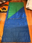 Vintage The North Face Brown Label Bivy Sack