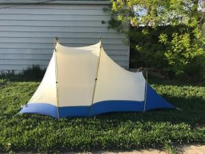 Sierra Designs Superflash 2 man 4 season tent